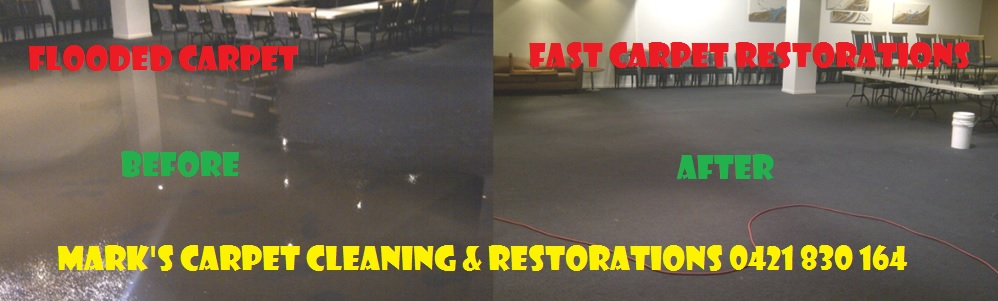 Emergency Fast Carpet Restorations