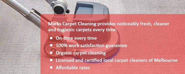 Marks Carpet Cleaning In Melbourne