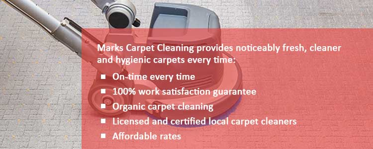 Marks Carpet Cleaning In Campbells Creek