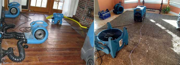 Flood Water Damage Restoration Service
