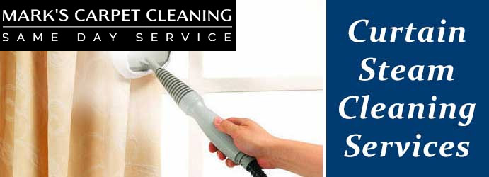 Professional Curtain Steam Cleaning