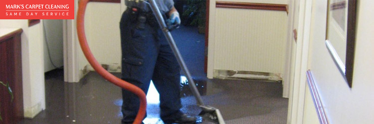 Carpet Flood Damage Restoration Services Pinjar