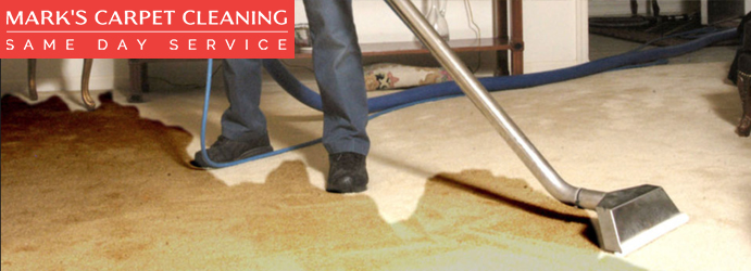 Carpet Flood Water Damage Florey