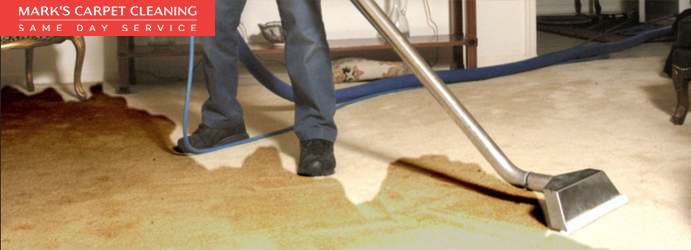 Carpet Water Extraction Caffey