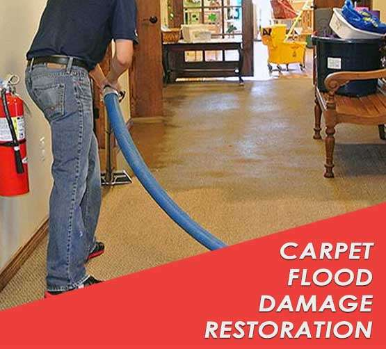 CarpetFlood Damage Restoration Wool Bay