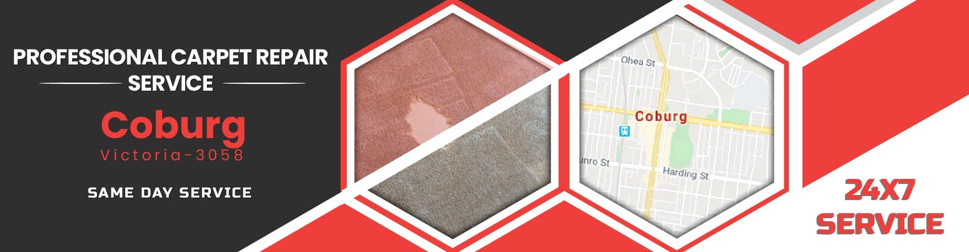 Carpet Repair Coburg