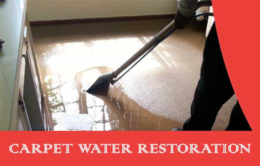 Carpet Water Restoration Fletcher
