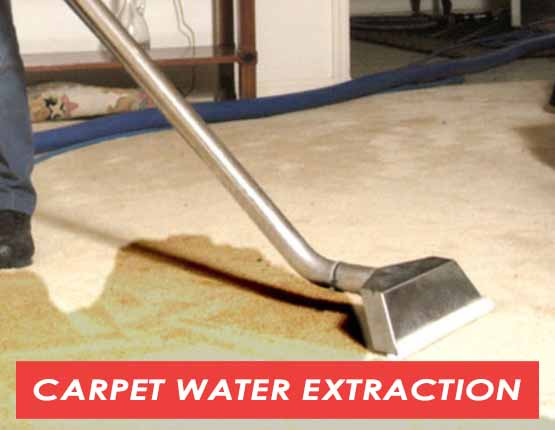 Carpet water Extraction Safety Bay