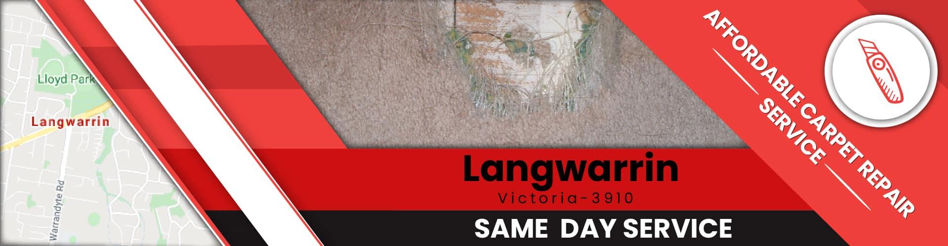 Carpet Repair Langwarrin
