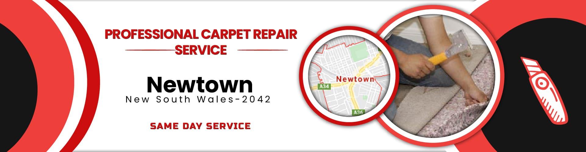 Carpet Repair Newtown