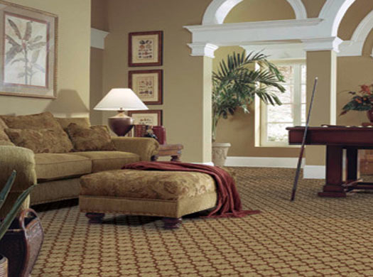 Residential Carpet Cleaning Page