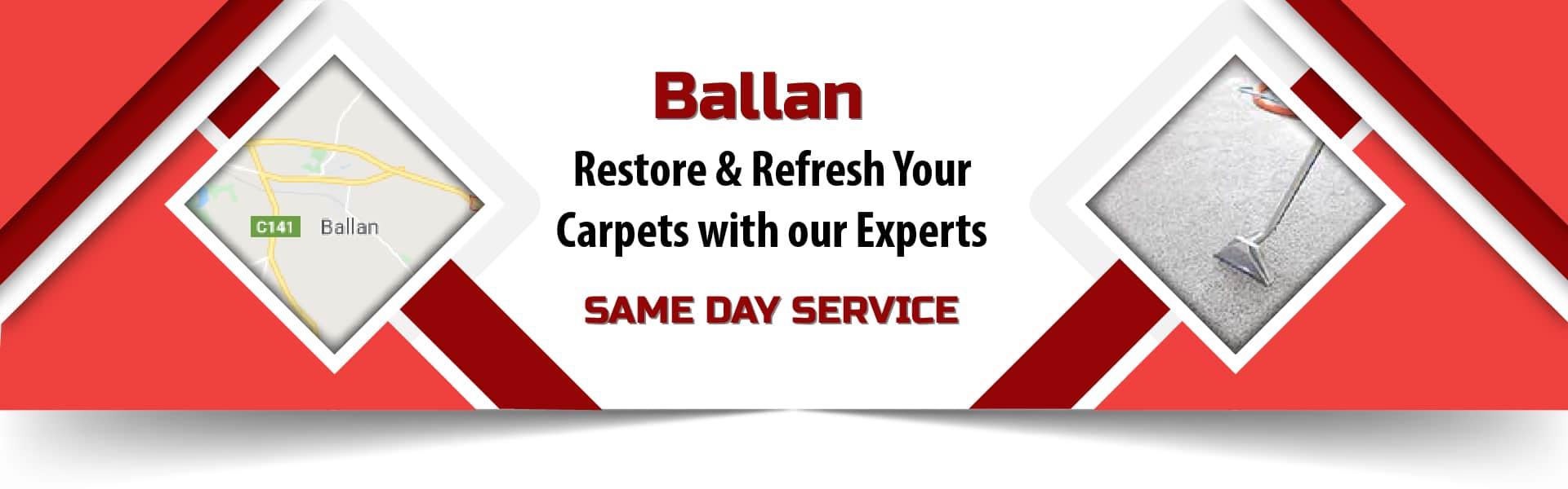 Carpet Cleaning Ballan