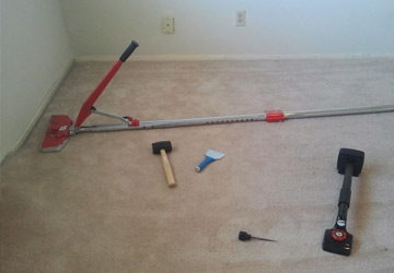 Carpet Patching Battery Point