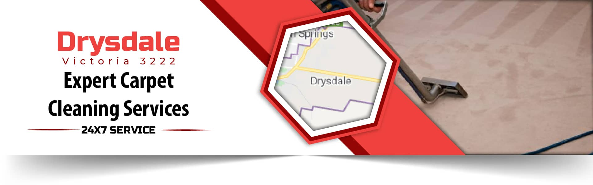 Carpet Cleaning Drysdale