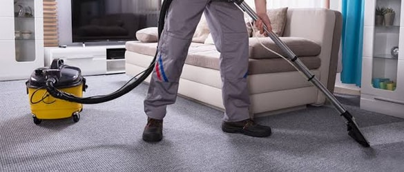 Residental Carpet Cleaning Services
