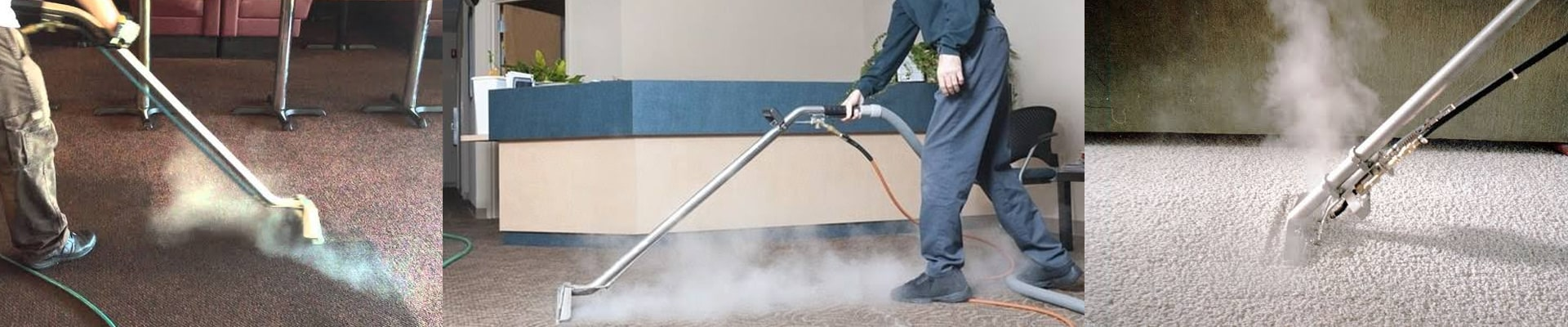 Carpet Steam-Cleaning