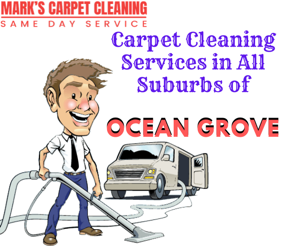 Carpet Cleaning Services in All Suburbs of ocean grove
