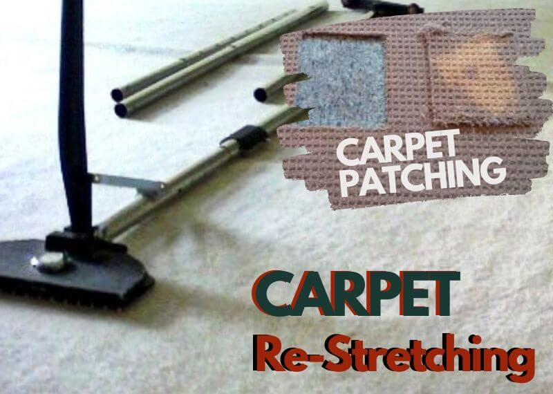 carpet re-stretching Elwood