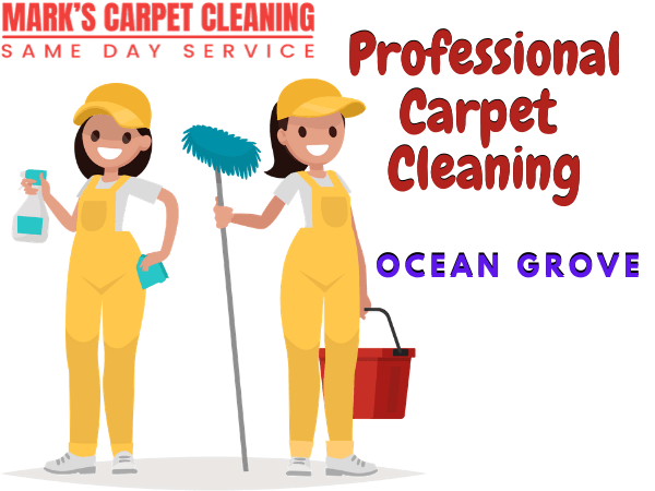 professional carpet cleaning-marks carpet cleaning on ocean grove