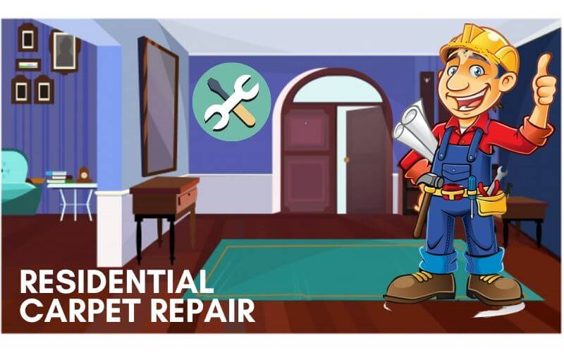 residential carpet repair