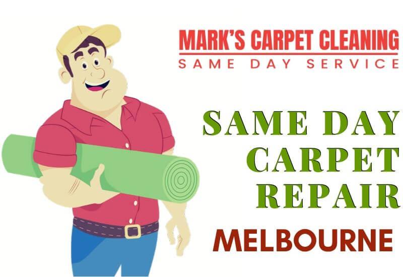same day carpet repair Elwood