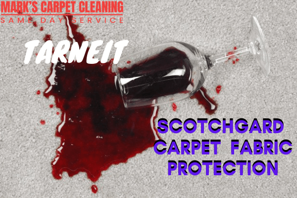 Scotchgard Carpet Fabric Protection-Marks carpet cleaning in Tarneit
