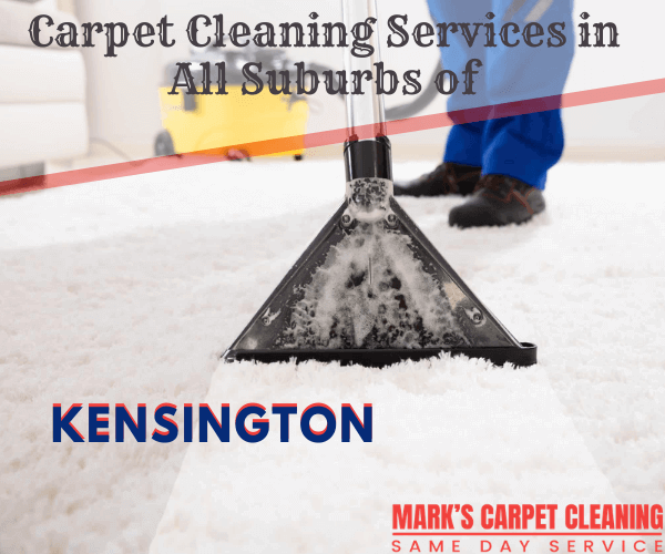 Cleaning Services in All Suburbs of Kensington