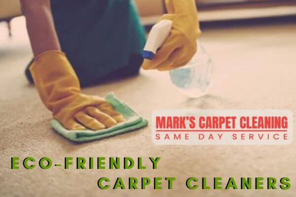 eco friendly carpet cleaning