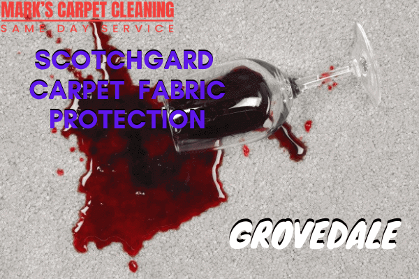 Marks Scotchgard Carpet Fabric Protection in Grovedale