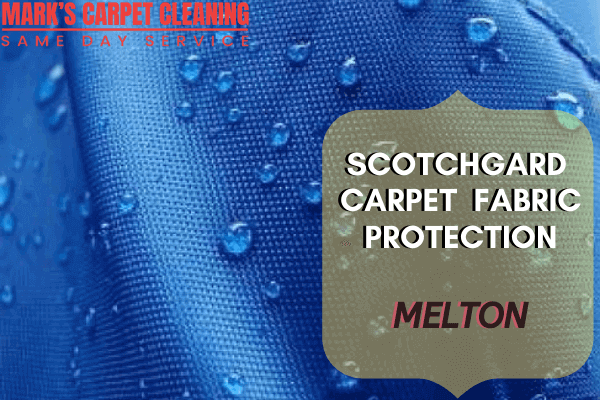 Marks Scotchgard Carpet Fabric Protection in Melton