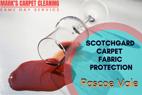 Marks Scotchgard Carpet Fabric Protection in Pascoe Vale