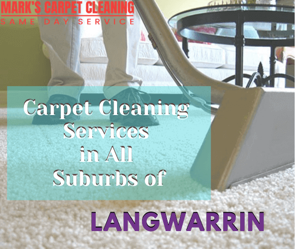 Marks carpet Cleaning Services in All Suburbs of Langwarrin