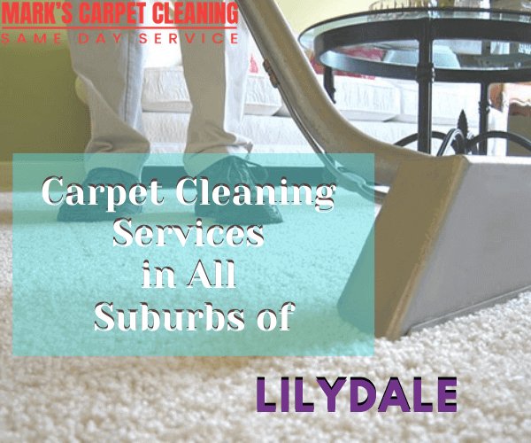Marks carpet Cleaning Services in All Suburbs of Lilydale