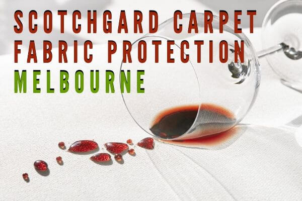 scotchgard carpet cleaning