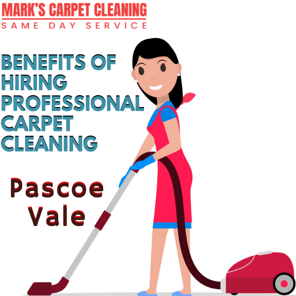 benefits of hiring marks carpet cleaning Pascoe Vale