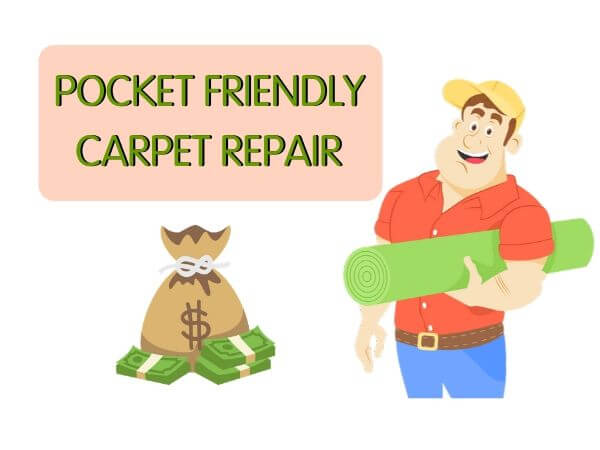 affordable carpet repair Sydney