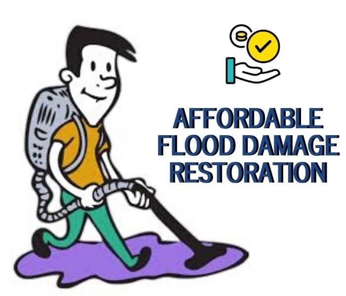 affordable flood damage restoration brisbane