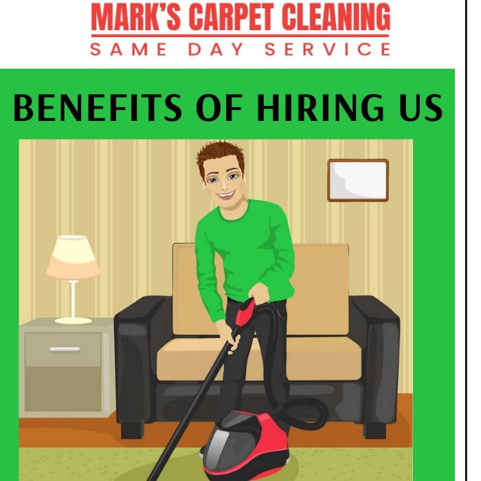 Benefits of Hiring Carpet Cleaning Professional
