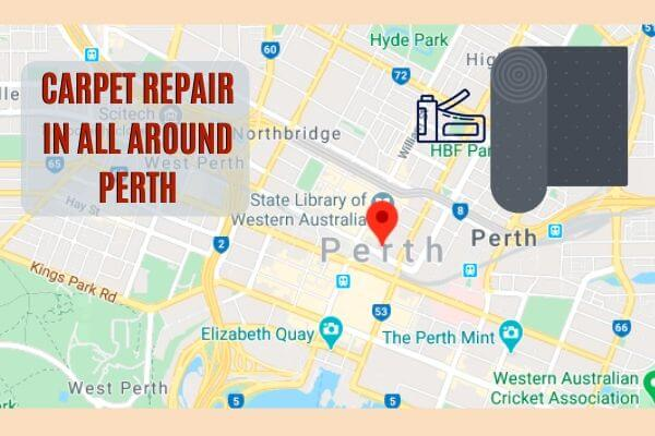 carpet repair in all area of perth