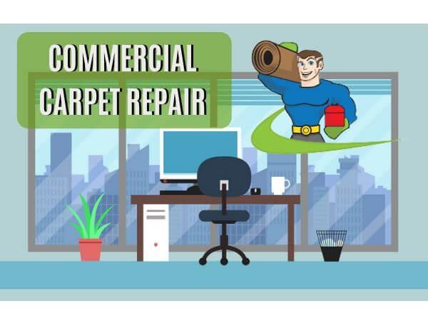 commercial carpet repair perth