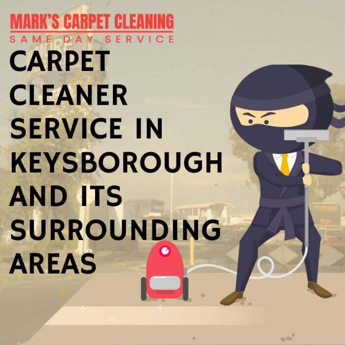 Carpet Cleaning Keysborough