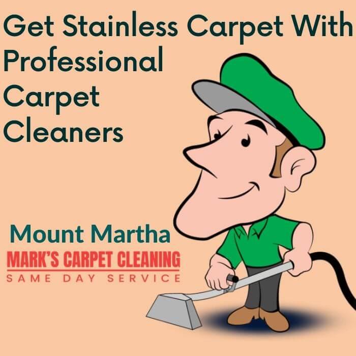 Carpet Cleaning Mount Martha
