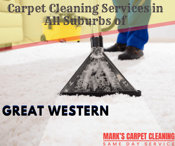 Cleaning Services in All Suburbs of Great Western
