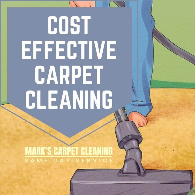 Cost Effective Carpet Cleaning