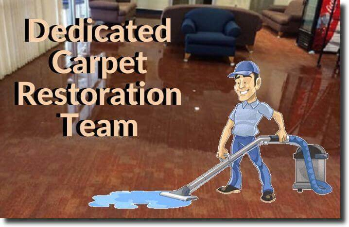 dedicated team-Flood Damage Restoration Sydney