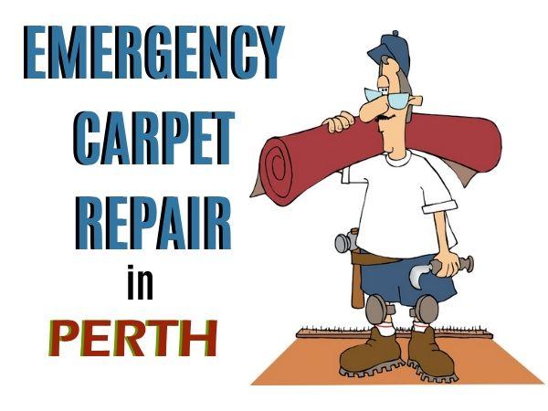 emergency carpet repair pert