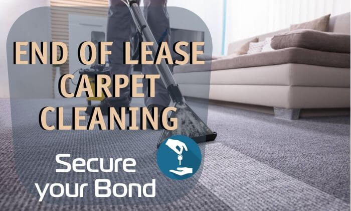 end of lease carpet cleaning perth