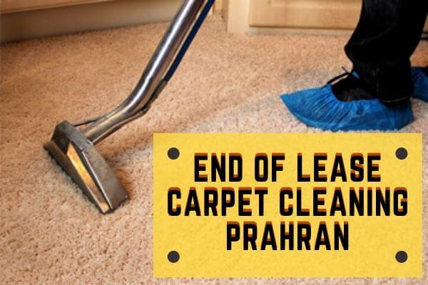 End of Lease Carpet Cleaning