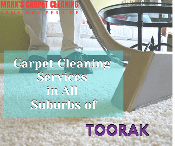 Marks Carpet Cleaning Services in All Suburbs of Toorak