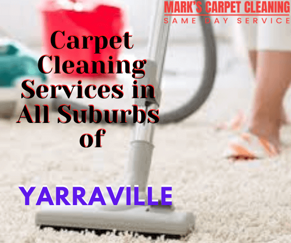 Marks Carpet Cleaning Services in All Suburbs of Yarraville
